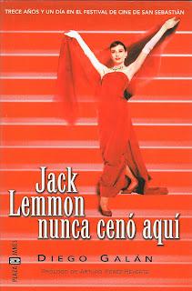 jack lemmon nunca ceno aqui diego galan