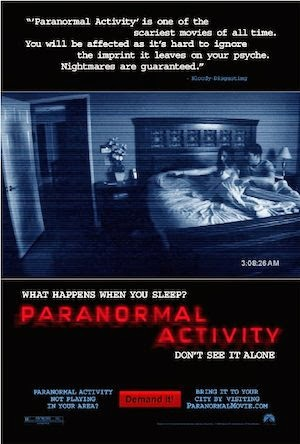 Watch Paranormal Activity (2007)