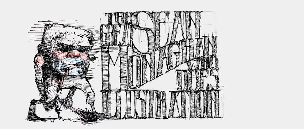 Sean Monaghan's Stuff