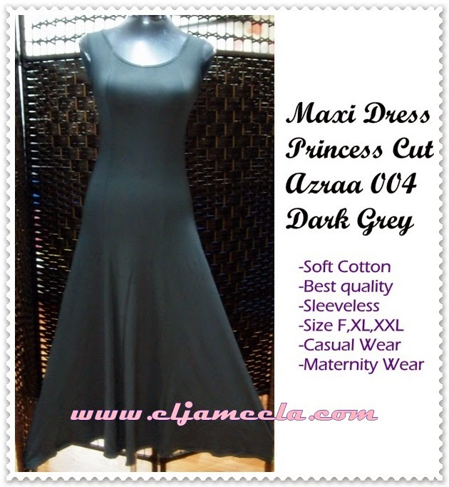 MAXI DRESS AZRAA FROM RM32/pcs