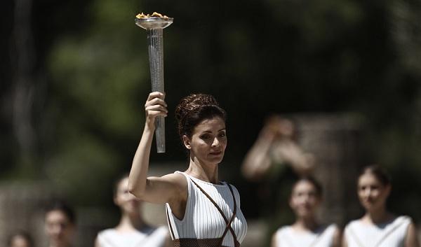 Στο Καλλιμάρμαρο στις 5 μ.μ. η τελετή παράδοσης της Ολυμπιακής Φλόγας -Το τελετουργικό