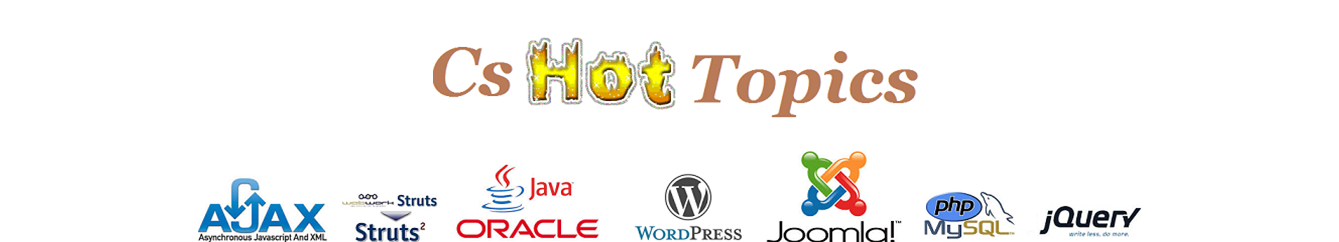CS HOT TOPICS