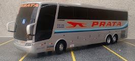 Miniatura Busscar Jumbuss 400