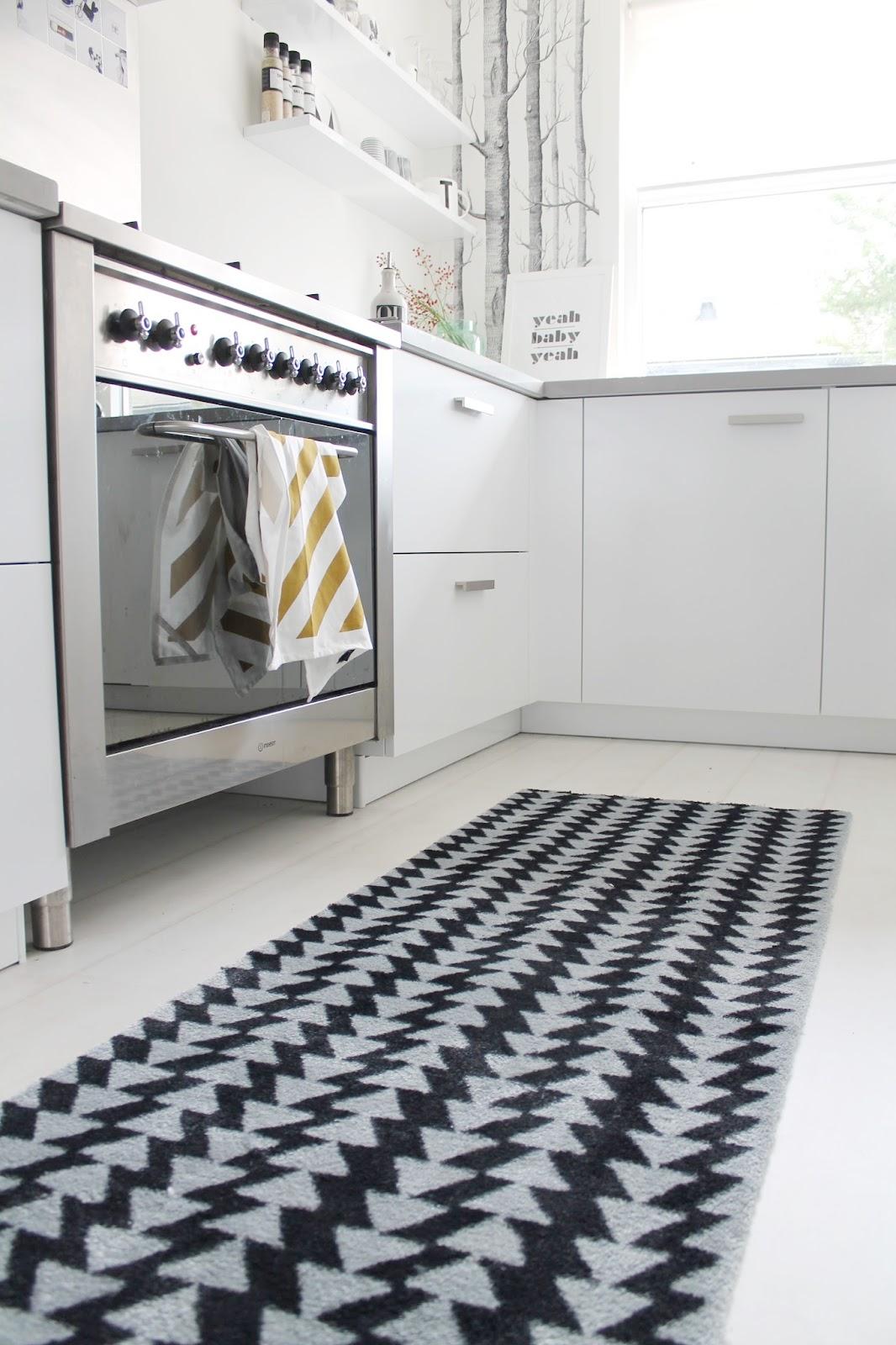 Missjettle : vloerkleden of matjes in de keuken