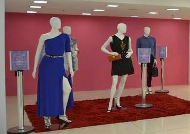 """Passeio Shopping promove exposição """"Mulheres e seus estilos"""""""