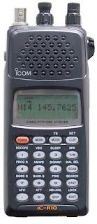 Icom IC R10