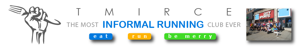 Informal Running
