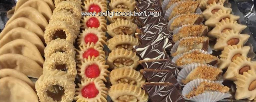 Delight cookies