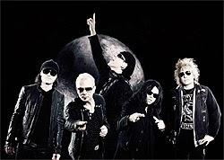 Scorpions en Madrid en Marzo 2014