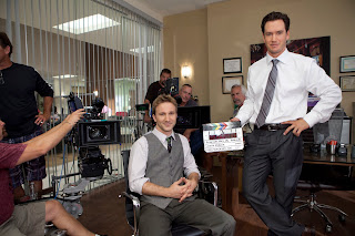 Mark Paul Gosselaar and Breckin Meyer get ready for the second season of Franklin and Bash
