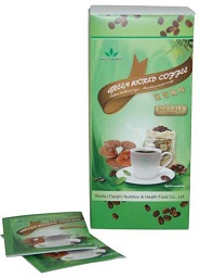 GreenWorld Ganoderma Coffee