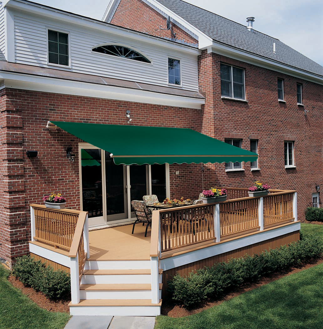 The Construction And Build Of Awnings - Home Design Gallery