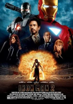 Poster Iron Man 2 2010
