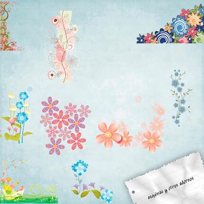 png fondo transparente primavera