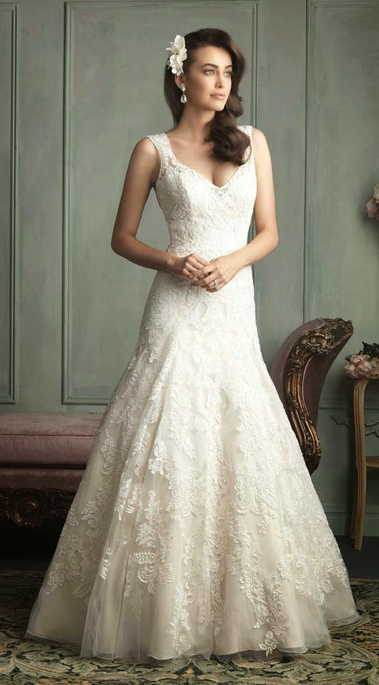 Cheap Allure Ball Gown Wedding Dresses Model pictures hd