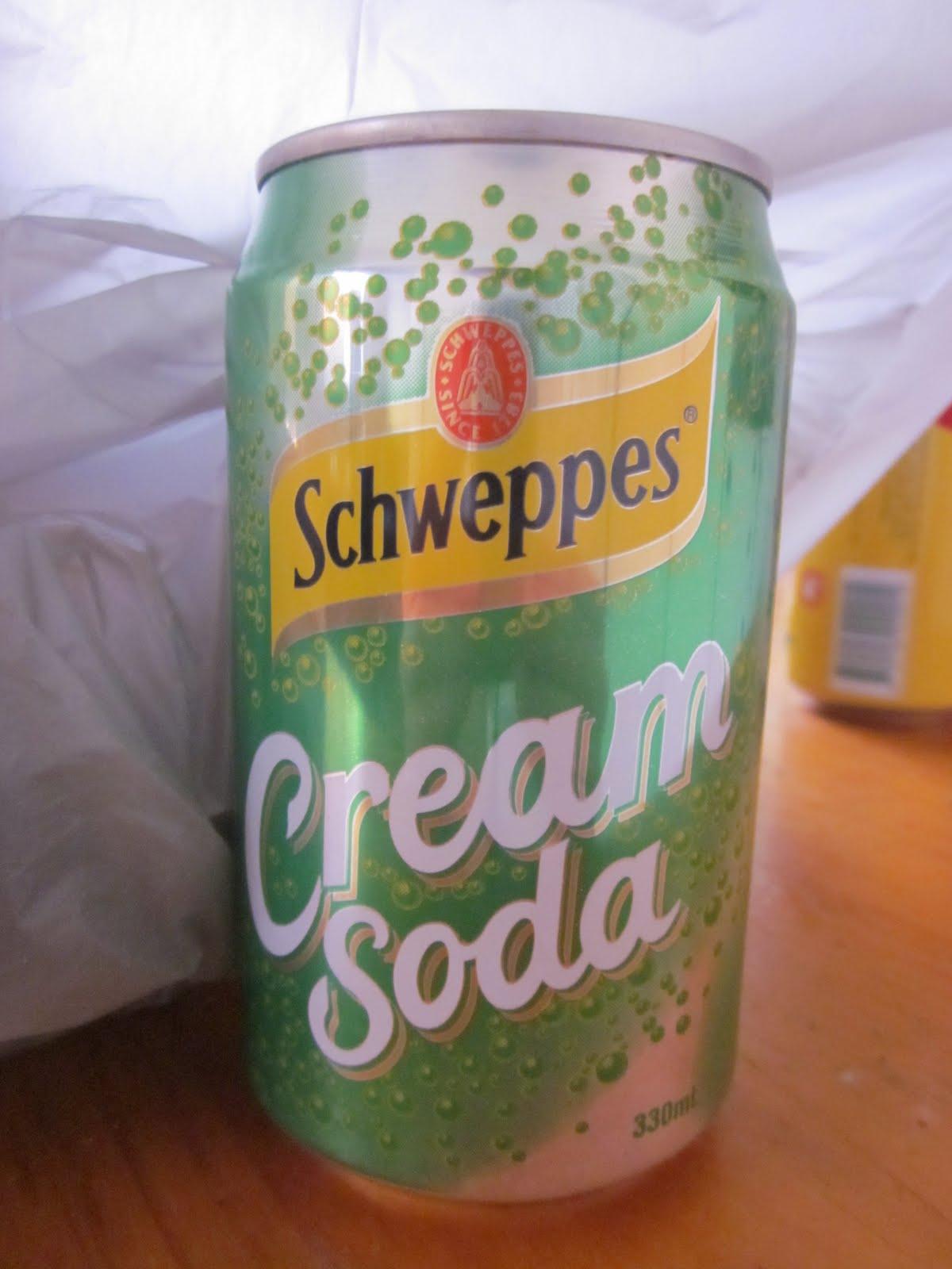 Can Cream Soda ~ Melbourne soda reviews