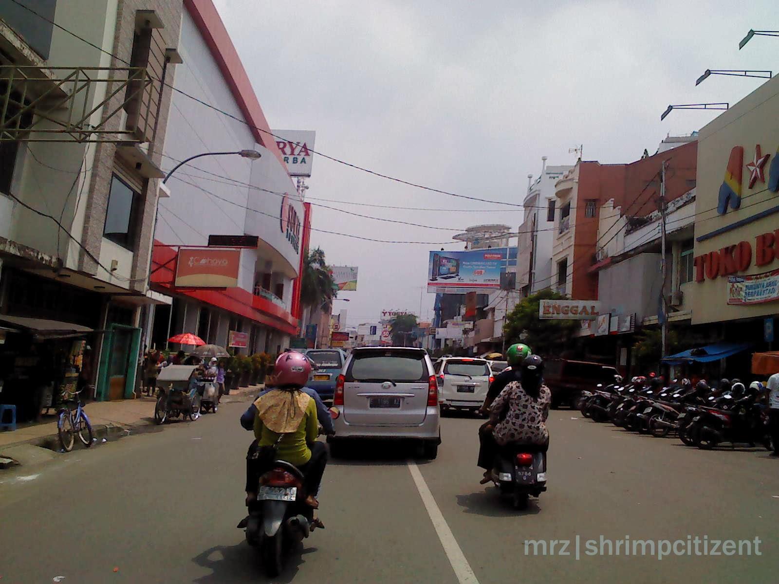 jl. Karanggetas Cirebon 1