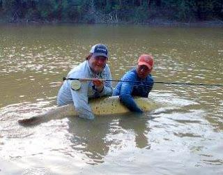 Freshwater World Record