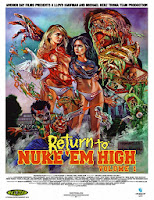 Return to Nuke Em High. Volume 1 (2012) online y gratis