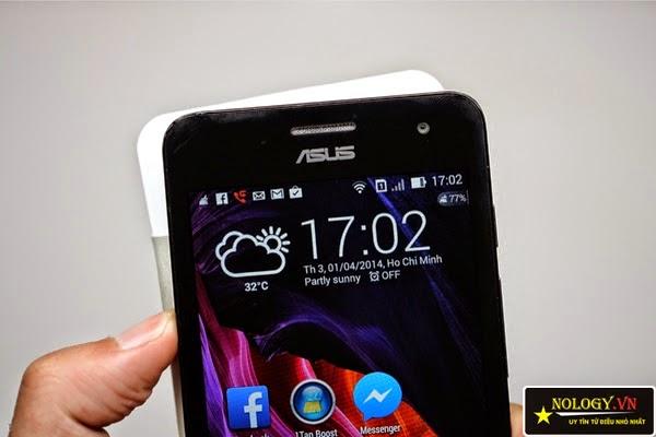 Asus Zenfone 5 đánh giá