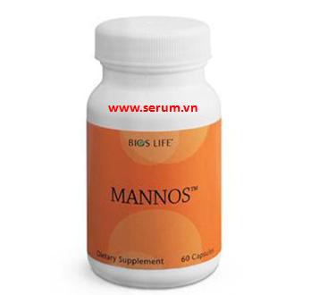 Bios Life Mannos Unicity Bổ sung Aloe Vera Lô Hội