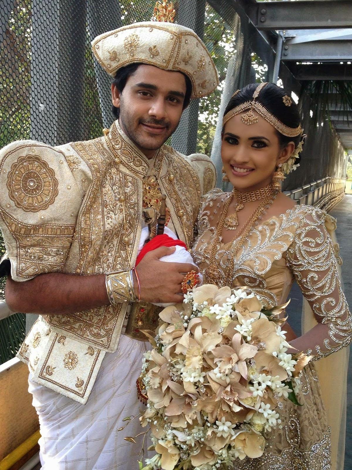 Sri Lankan Hot Pic Saranga Amp Umalis Wedding