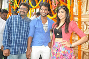 Garam movie opening photos-thumbnail-12