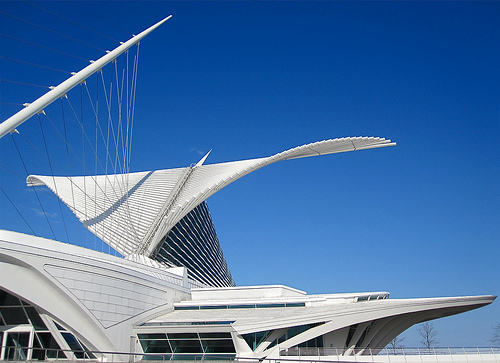 Milwaukee art museum wisconsin usa 1994 2001 jos for Que es arte arquitectura