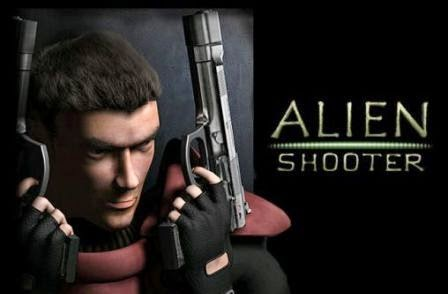 Alien Shooter PC Game