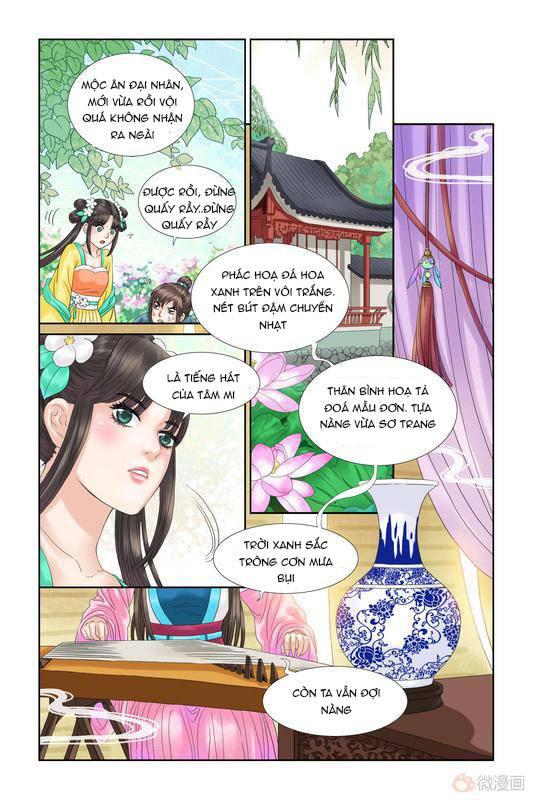 Tam Sinh Kiếp Chap 12 - Next Chap 13