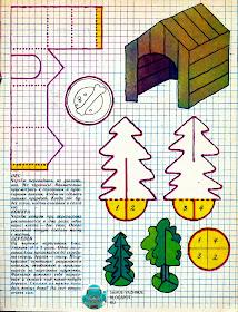 ДЕРЕВЬЯ. дом который построил джек веселые картинки (№5, 1987)