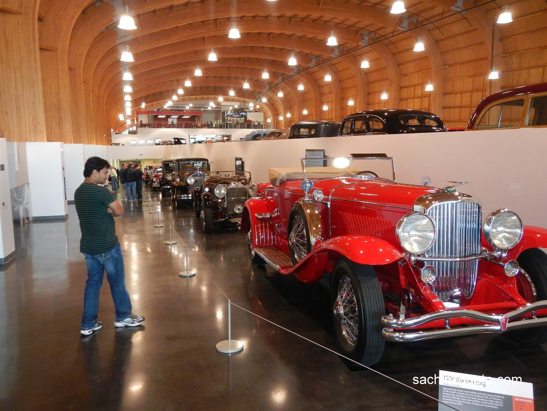 LENS Like Enjoy Navigate Share LeMay  Americas Car Museum