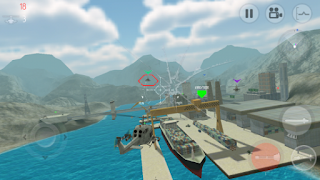 Description: C.H.A.O.S – The Helicopter dog-fighting game with online multi-player action!