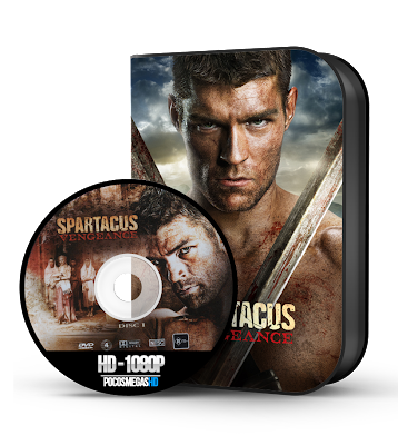 "Spartacus ""Vengeance"" [2 Segunda Temporada] [Completa] [Full HD 1080p] [Audio Latino 5.1]"