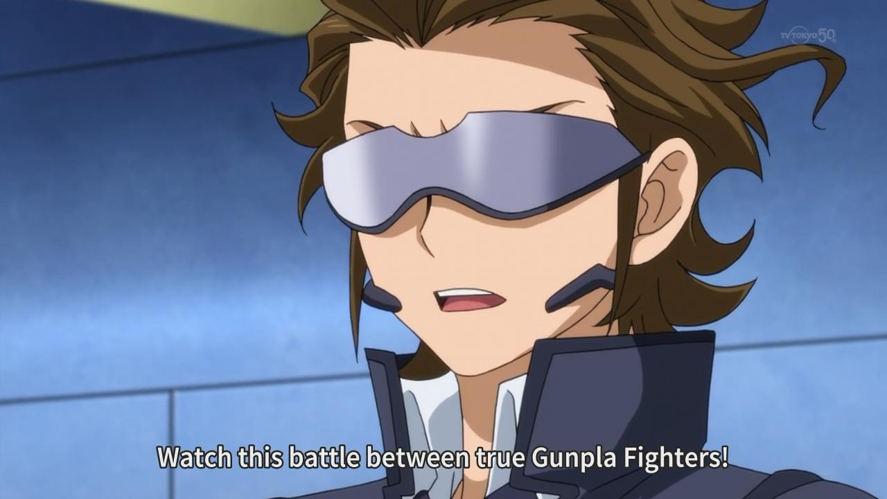 Gundam build fighters try characters images for Domon gundam build fighters try