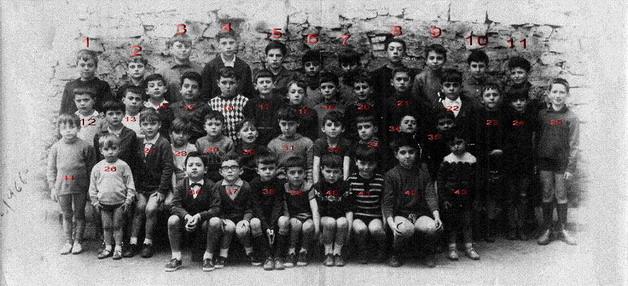 Colegio Ave Maria 1966 Mieres