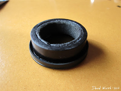 Polarized Lens DIY Make point and shoot Canon
