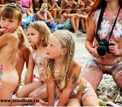 """Видео нудистов скачать «праздник Нептуна» / Download videos naturists """"celebration of Neptune """""""