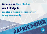 #Africa4Her