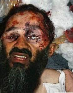 osama bin laden death fake