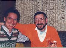 Con el maestro Juan Quintana.
