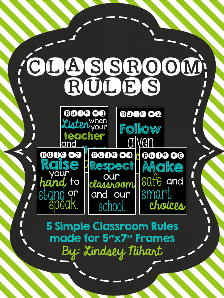 http://www.teacherspayteachers.com/Product/Classroom-Rules-Posters-1431773