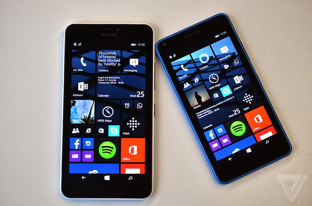 Lumia 640 & Lumia 640 XL
