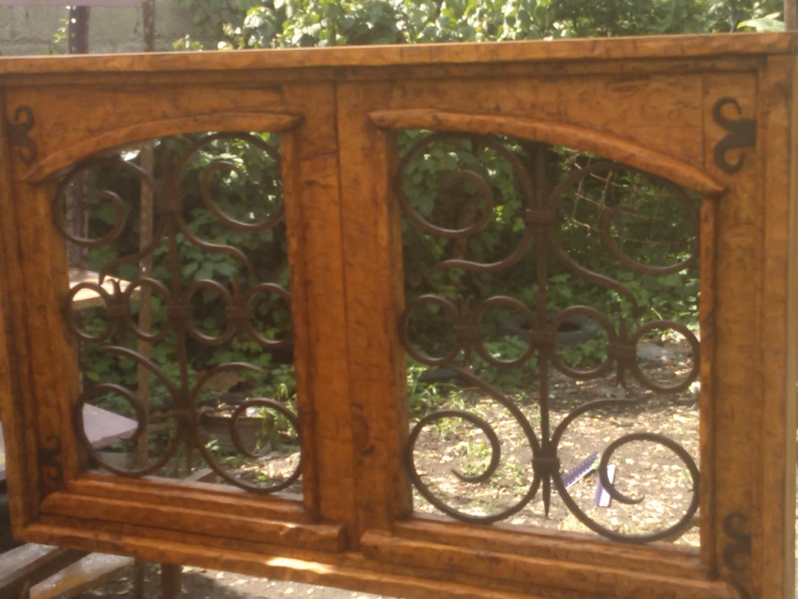 fotos de muebles de herreria - VISITA A FABRICANTES DE MUEBLES ARTESANALES DE