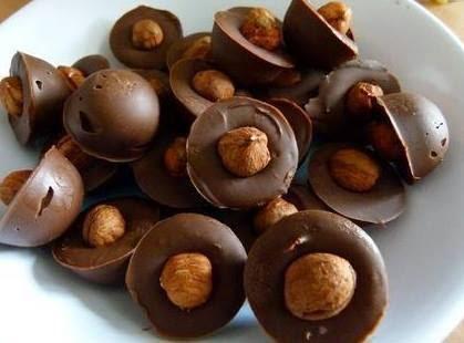 Recette du Ferrero rocher fait maison
