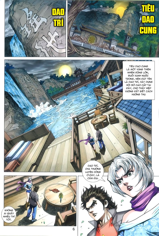 Tân Tác Long Hổ Môn chap 805 Trang 6 - Mangak.info