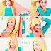 Cara Memakai Jilbab Pashmina Casual Rajut Gaya 2016