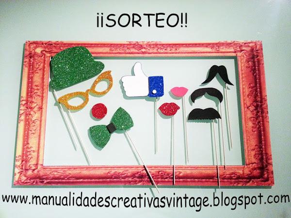 Manualidades Creativas sortea accesorios para Photocall