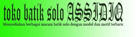 model baju batik danar hadi solo indonesia | danar hadi online