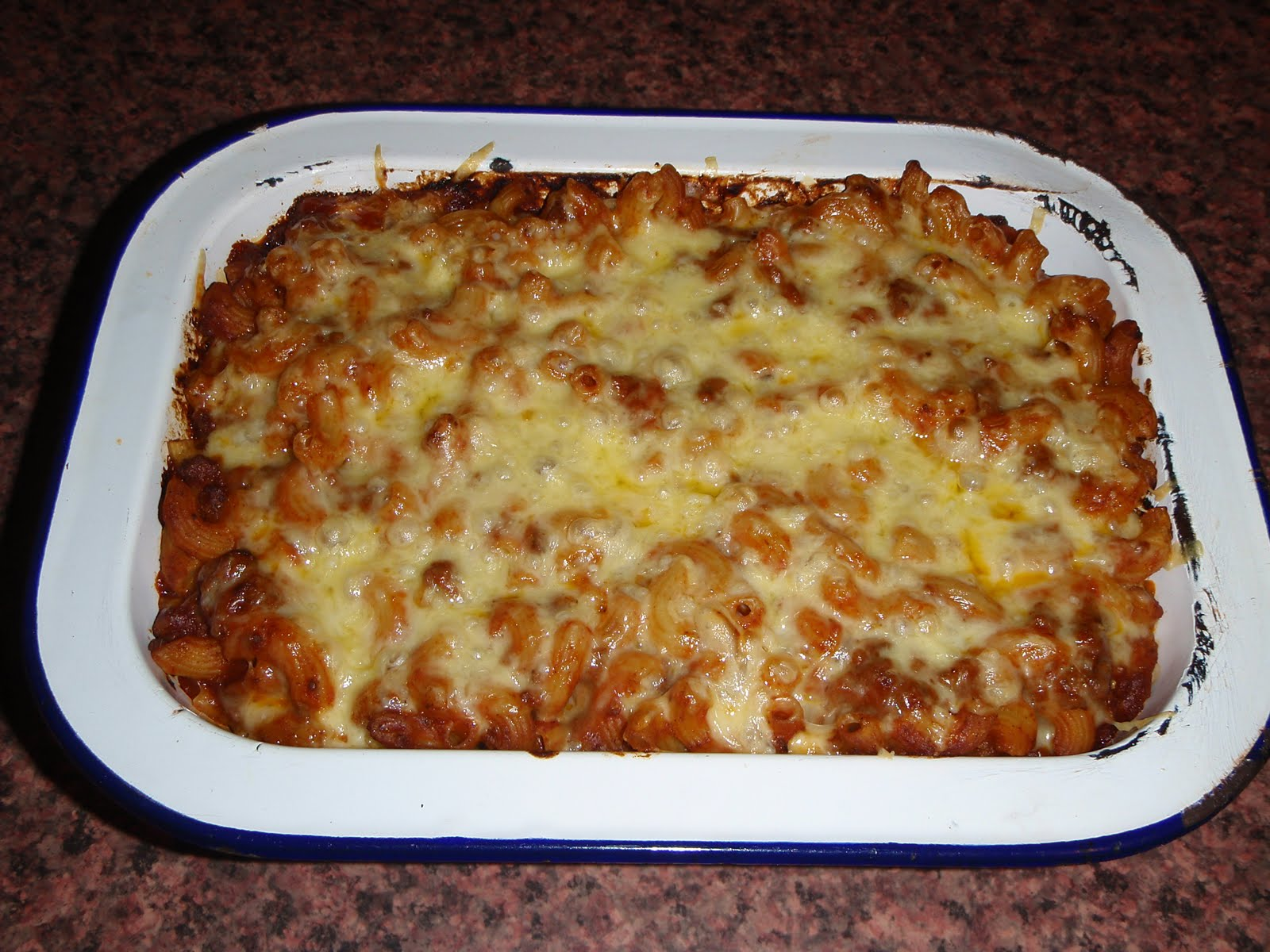 ingredients 1 cup uncooked elbow macaroni 1 lb 500 g ground beef 1 ...